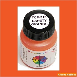 SAFETY ORANGE 1 oz.