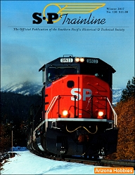 SP Trainline No. 130 Winter 2017