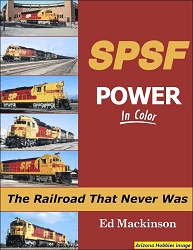 SPSF Power In Color : The Railroad That Never Was