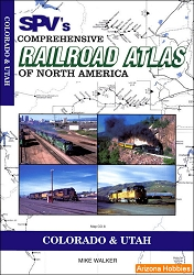 SPV's Railroad Atlas: Colorado and Utah USA