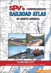 SPV's Railroad Atlas: Northeast USA