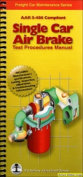 The Single Car Air Brake Test Procedures Manual