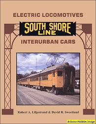 South Shore Line Electric Locomotives