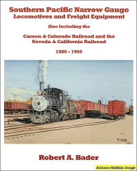 Southern Pacific Narrow Gauge Locomotives and Equipment