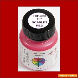 Southern Pacific SCARLET RED 1 oz.