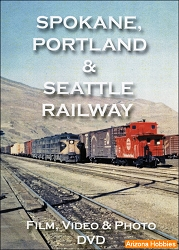 Spokane, Portland & Seattle Railway DVD