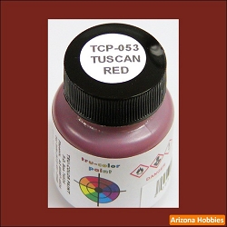 TUSCAN RED 1 oz.