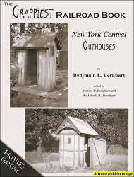 The Crapiest Railroad Book: New York Central's Outhouses