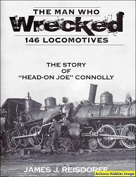 The Man Who Wrecked 146 Locomotives