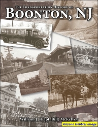 The Transportation History of Boonton, NJ