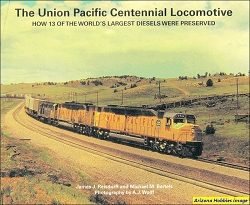 The Union Pacific Centennial Locomotive