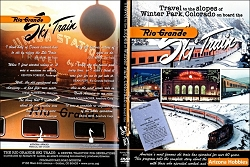 The Rio Grande Ski Train DVD