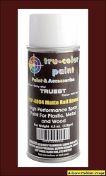 MATTE RAIL BROWN Spray Can 4.5 oz.