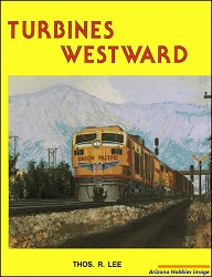 Turbines Westward (hard cover)