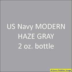 U.S. Navy MODERN HAZE GRAY FS-36270 2 oz.
