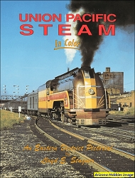 Union Pacific Steam In Color