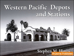 Western Pacific Depots and Stations
