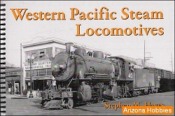 Western Pacific Steam Locomotives