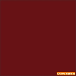 Wisconsin Central MAROON 2 oz. Tru-Color Paint (air brush ready)