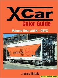 X Car Color Guide Vol. 1: AACX-CRYX