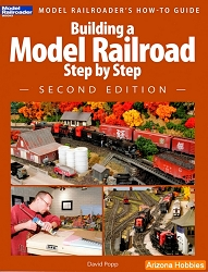 Building a Model Railroad Step-by-Step, Second Edition