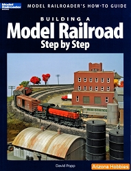 Building a Model Railroad Step-by-Step
