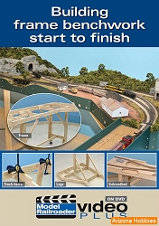 Building Frame Benchwork Start to Finish DVD