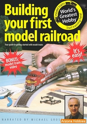 Building Your First Model Railroad DVD