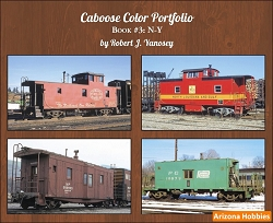 Caboose Color Portfolio Book 3: N-Y