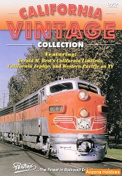 California Vintage Collection DVD