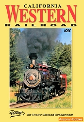 California Western Railroad DVD