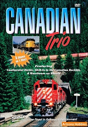 Canadian Trio DVD