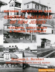 Central Railroad of New Jersey Stations, Structures and Marine Equipment