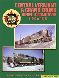 Central Vermont and Grand Trunk Diesel Locomotives