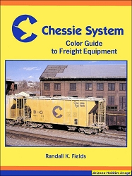 Chessie System Color Guide to Freight and Passenger Equipment