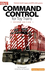Command Control for Toy Trains, Second Edition