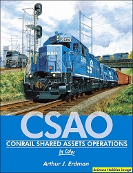 Conrail Shared Assets Operations In Color