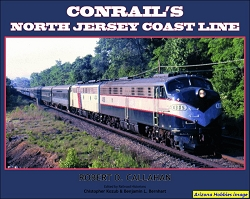 Conrail's North Jersey Coast Line