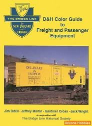 Delaware & Hudson Color Guide to Freight and Passenger Equipment