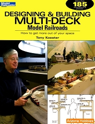 Designing and Building Multi-Deck Model Railroads