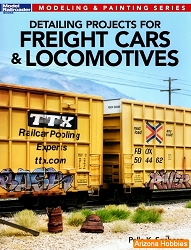 Detailing Projects for Freight Cars and Locomotives
