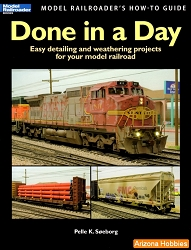 Done in a Day: Easy detailing and weathering project for your model railroad