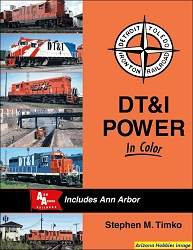DT&I Power In Color: Includes Ann Arbor