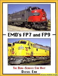 EMD's FP7 and FP9: The Dual Service Cab Unit