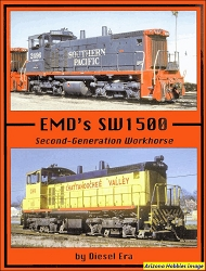 EMD's SW1500: Second Generation Workhorse