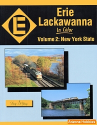 Erie Lackawanna In Color Vol. 2: New York State