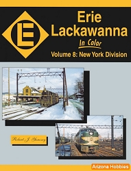 Erie Lackawanna In Color Vol. 8: New York Division
