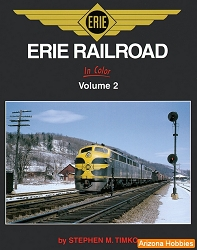 Erie Railroad In Color Vol. 2
