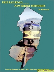 Erie Railroad: New Jersey Memories