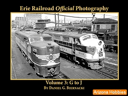 Erie Railroad Official Photography Vol. 3: G to J